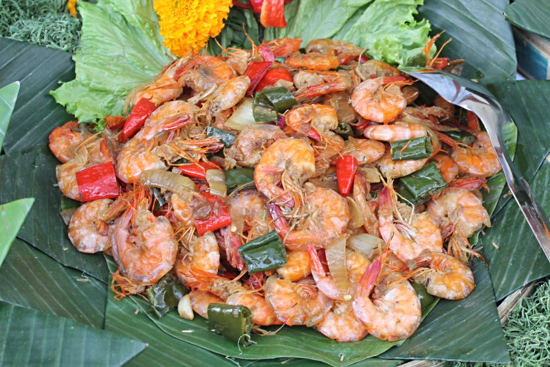 Party-Catering-Udang-Prawns