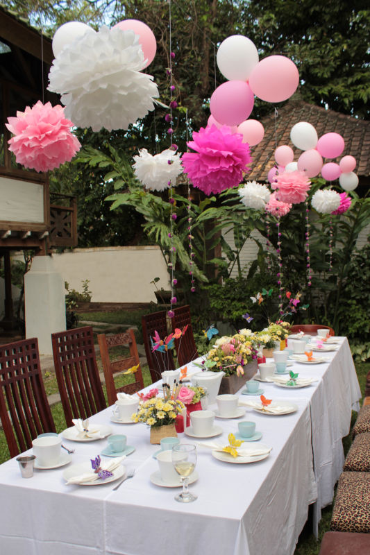 Bali Kids Party Decorations The Best Children S Parties In Bali