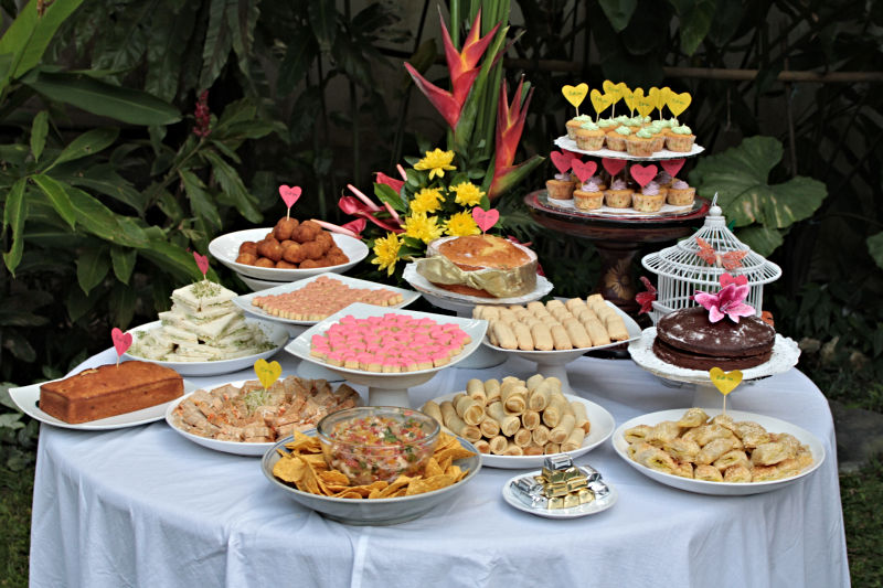 Catering-the-Fairy-Party