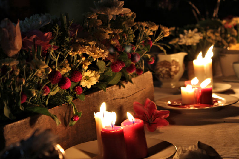 Flower-Box-Table-Decorations
