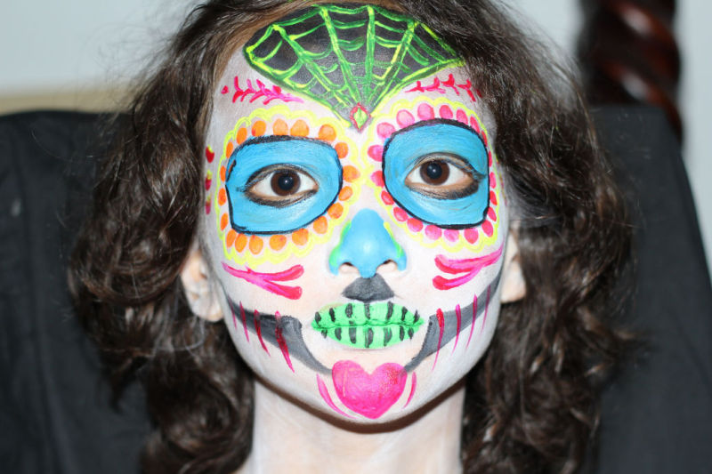 Ben Sugar Skull Normal Light