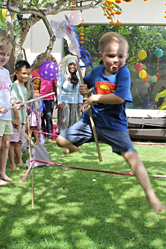 Bali Kids Party Party Activities To Keep Children Amused