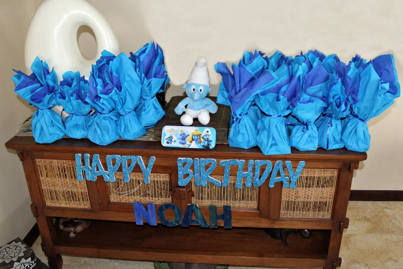 Smurf-Party-Goodie-Bags