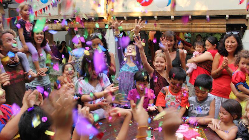 Bali Kids Party The Best Children S Parties In Bali
